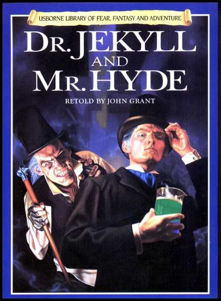 Characterization of characters in robert louis stevensons novel dr jekyll and mr hyde